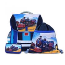 EMIPO Pacific 3 dílný Školní batohový set