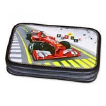 EMIPO Formule racing Penál 2-patra prázdný