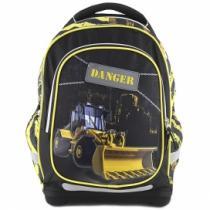 Target - Danger-motiv buldozeru Batoh