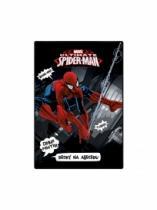 Karton P+P Spiderman Desky na abecedu