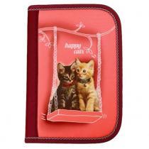 Emipo Happy Cats dvě klopy Penál