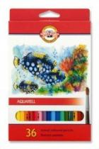 KOH-I-NOOR Akvarelové pastelky - 36ks