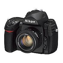 Nikon F6 tělo