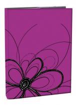Stil trade Box na sešity A4 - Violet