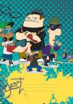 Presco Group Phineas & Ferb Boys - školní sešit A4, 40 listů, linkovaný