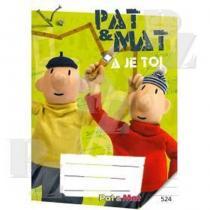 Bonaparte Sešit 524 - Pat a Mat