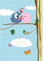 Sešit - Birds of a feather