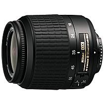 Nikon 18-55mm F/3.5-5.6G II AF-S DX