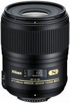 Nikon 60mm f/2.8 G ED AF-S MICRO