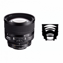 Nikon 85mm F1.4 AF D A