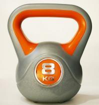 INSPORTLINE jednoruční činka Vin-Bell 8kg