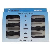 AJAX Pilník sada 100/2