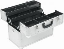VARO PRM10118 Hliníkový kufr se zámky