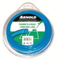 MTD Arnold náhradní struna délka 46m profil čtverec 3,0 mm