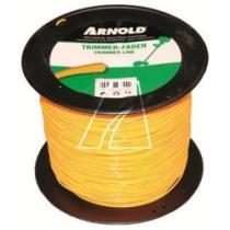 MTD ARNOLD náhradní struna délka 156m profil kruh 3,0 mm (role)