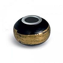 Přívěsek Morellato Drops Black and Gold