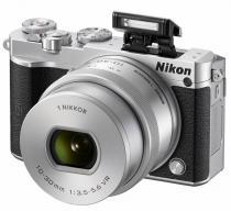 Nikon 1 J5 + 10-30 mm VR