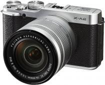 Fujifilm X-A2 + 16-50 mm II + 50-230 mm