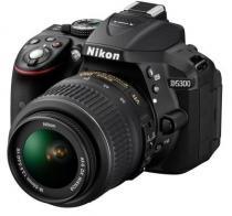Nikon D5300 + 18-55 mm VR II + 55-200 mm VR II