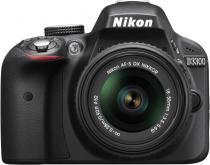 Nikon D3300 + 18-55 mm II