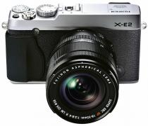 Fujifilm X-E2 + 18-55 mm + 50-230mm