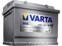 Varta Silver Dynamic 63Ah 610A