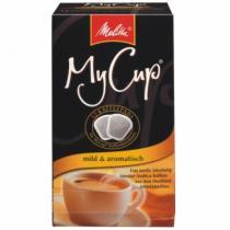 Filtr s dávkou kávy Melitta Mild MyCup