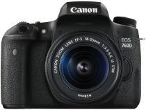 Canon EOS 760D + 18-135 mm