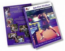 DONIC DVD Waldner to nejlepší (2 DVD) 200min