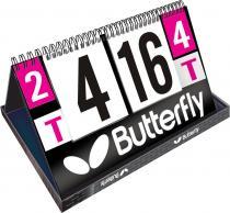 BUTTERFLY Duo (2ks) Počítadlo