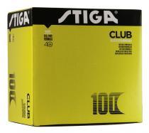 STIGA Club Poly 40+ (100ks) Míček