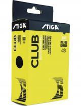 STIGA Club Poly 40+ (6ks) Míček