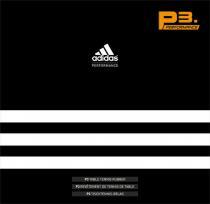 Adidas P3 Potah