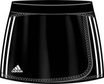 adidas Skort černá