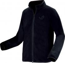BUTTERFLY Fleece černá Mikina