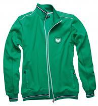 BUTTERFLY Hino zelená Mikina