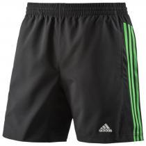 adidas atake shorts men černé Šortky