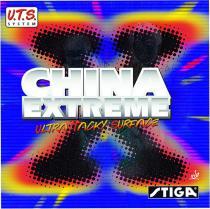 STIGA China Extreme červená Potah