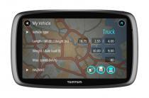 TomTom Trucker 6000 Lifetime mapy
