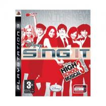 Disney Sing it! High School Musical 3: Senior Year (PS3)