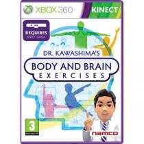 Dr. Kawashima 's Body and Brain Exercises (Xbox 360)