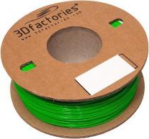 3D Factories ABS 1,75 mm 5m zelená