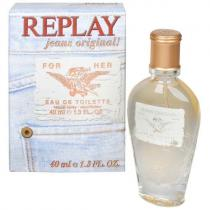 Replay Jeans Original For Her EDT 20 ml W