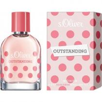s.Oliver Outstanding Women EDT 30 ml W