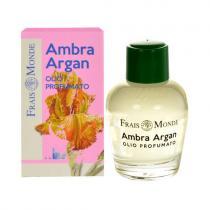 Frais Monde Ambra Argan Perfumed Oil Parfémovaný olej 12ml W Ambra a argan