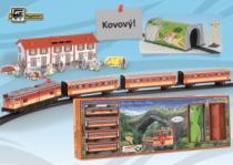 PEQUETREN Travelers Deluxe Train