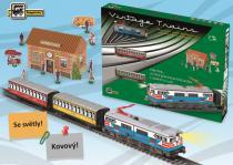 PEQUETREN Historický osobní vlak Passengers Train
