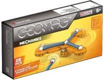 GEOMAG - Mechanics 28 dílků