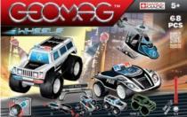 GEOMAG - Wheels 708 - Policejní komando