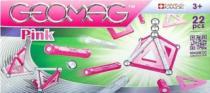 GEOMAG - Pink 22 dílků